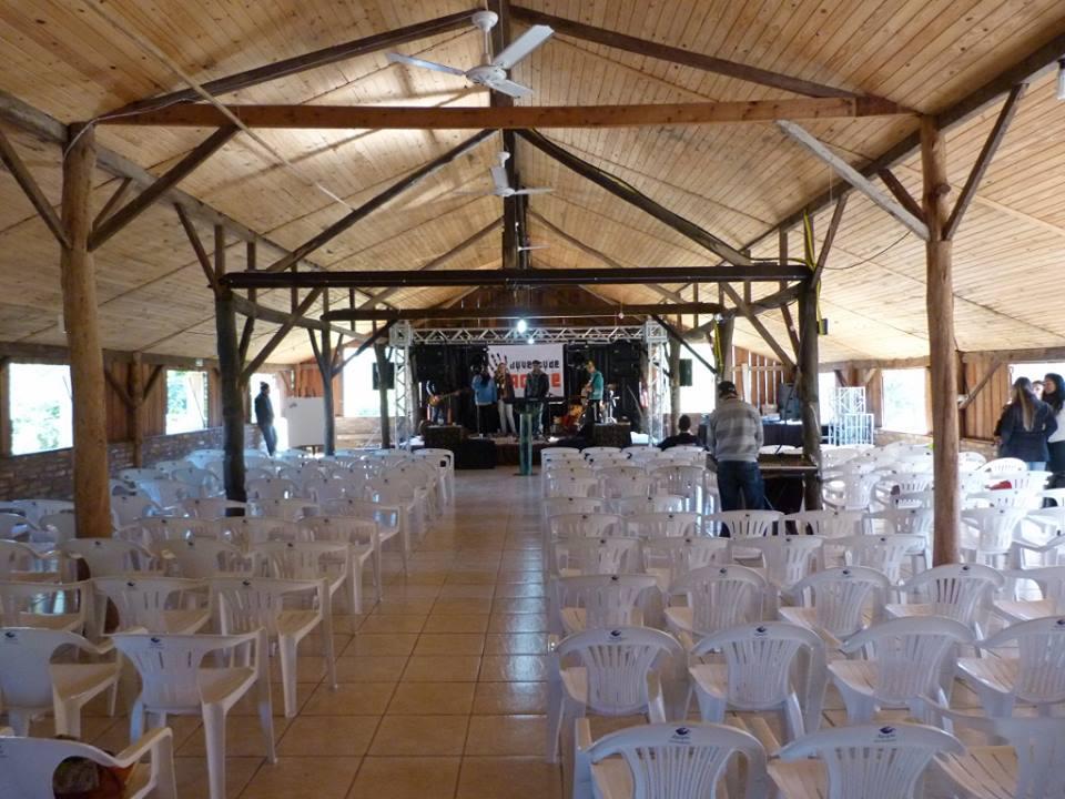 Salão grande cultos